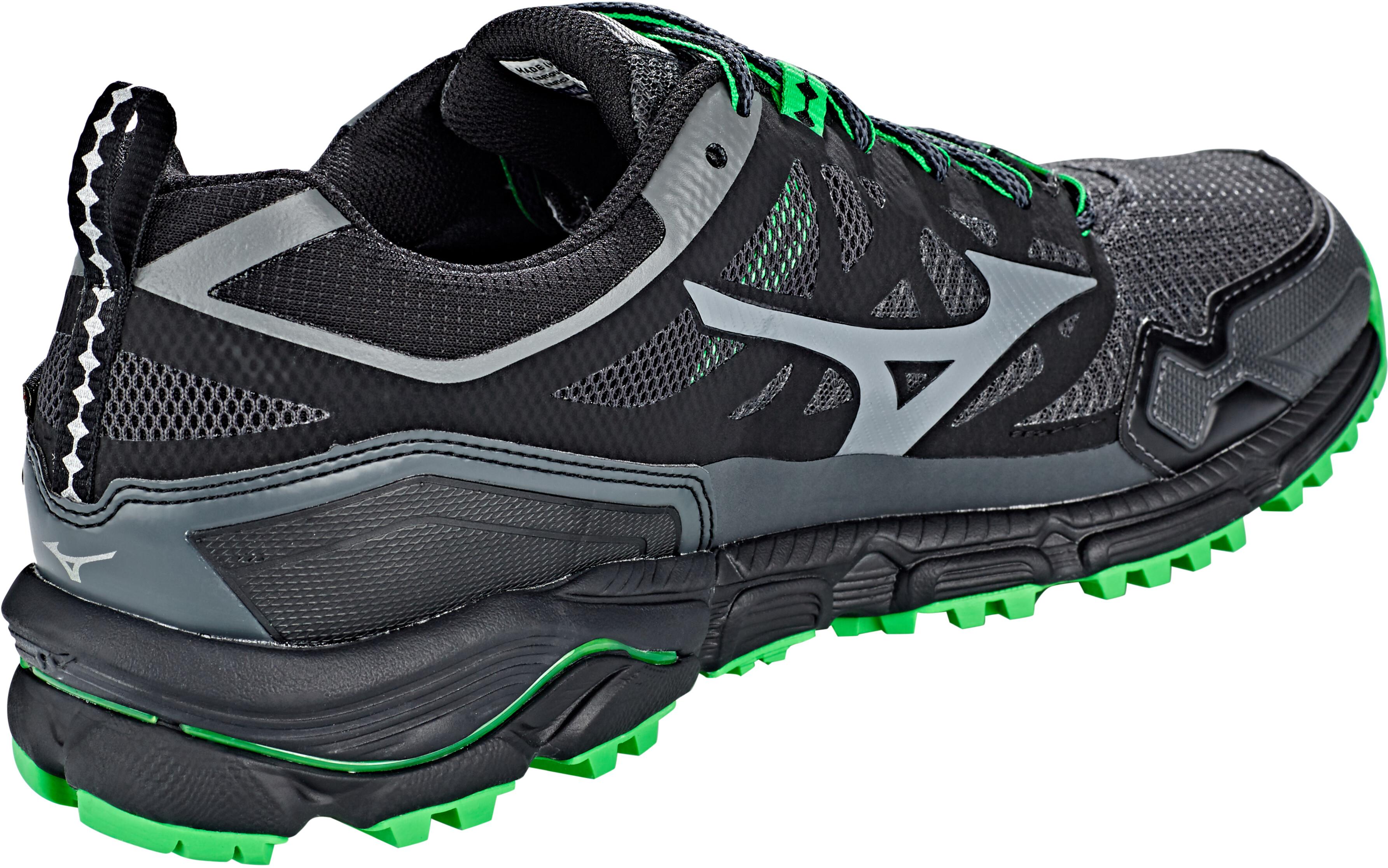 5c57fbb14aa8 Mizuno Wave Daichi 4 GTX - Chaussures running Homme - gris sur CAMPZ !